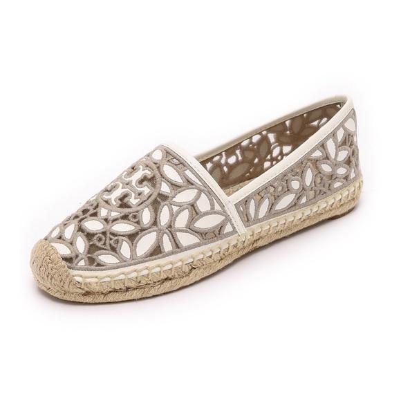 8d4250fcd8e Tory Burch Shoes   Rhea Lace Espadrilles   Poshmark